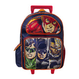 Mochila Rodante JUSTICE LEAGUE
