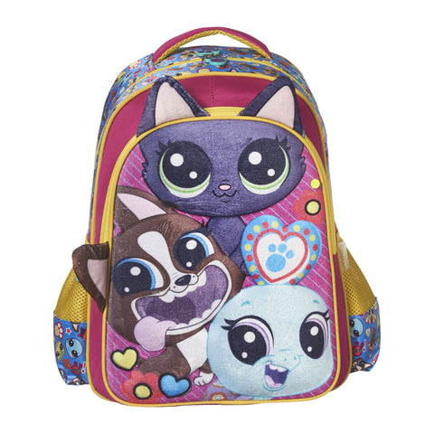 Mochila Littlest Pet Shop