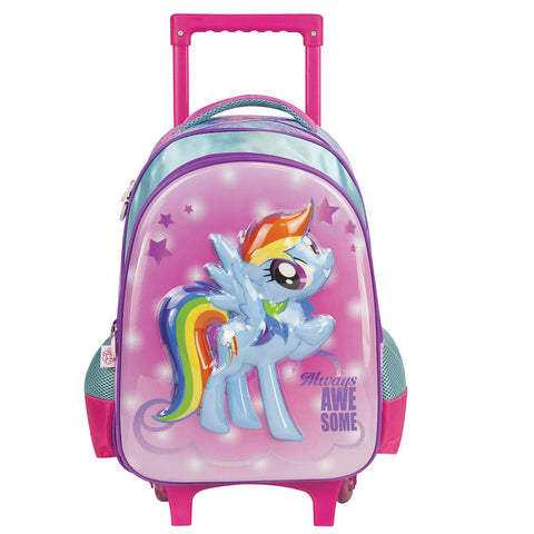 Mochila Primaria rodante MY LITTLE PONY