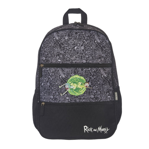 Mochila Rick and Morty