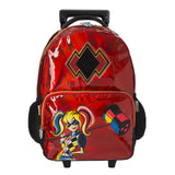 Mochila Rodante SUPER HERO GIRLS
