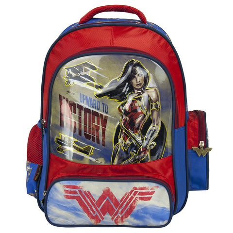 Mochila Primaria WONDER WOMAN FILM