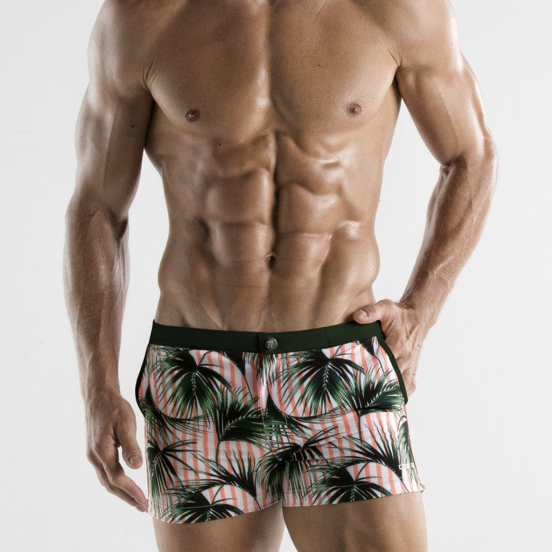 Code 22 Tropical swim short 4015