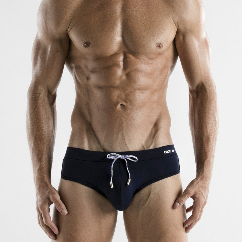 Code 22 swim brief 5012 navy
