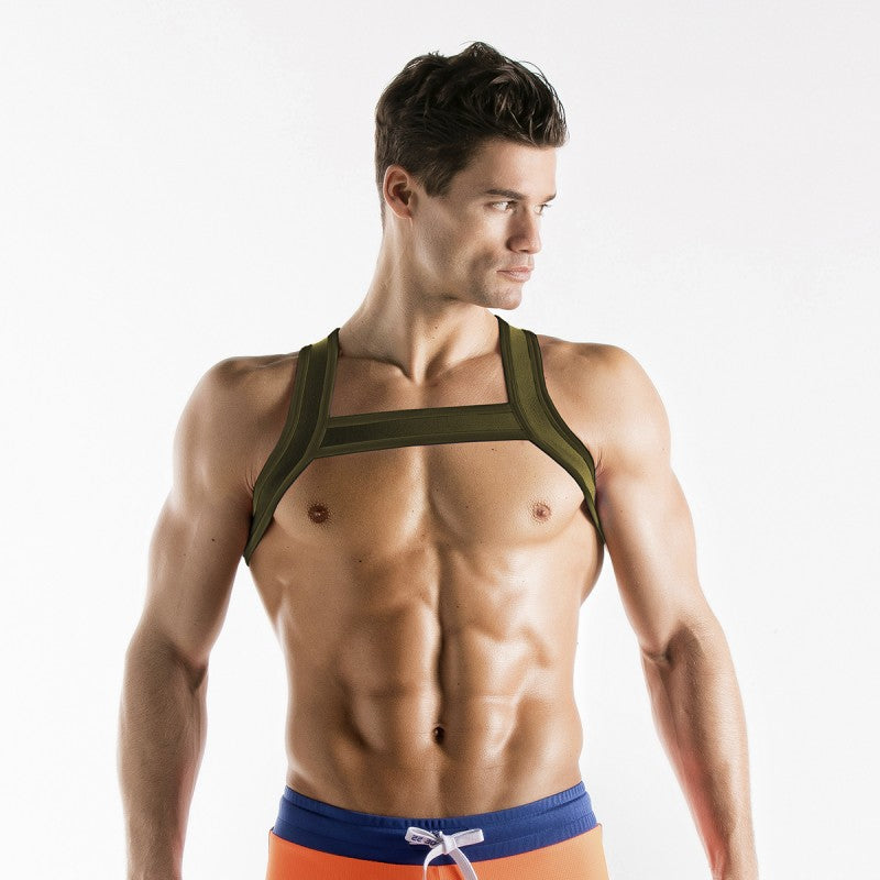 Code 22 harness 8004 khaki green
