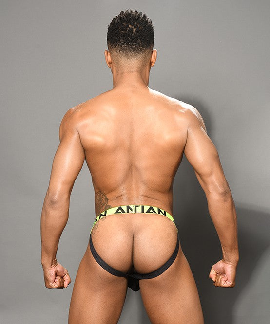Andrew Christian Almost Naked 91739 jockstrap black