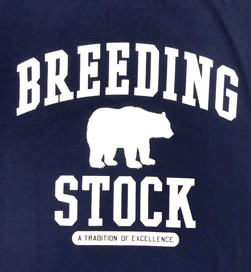 Ajaxx63 Breeding Stock t-shirt navy