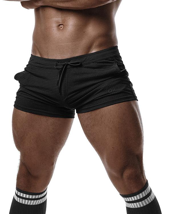 DJX Trough short mesh black