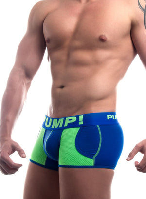 PUMP Shock Wave Jogger mesh boxer blue