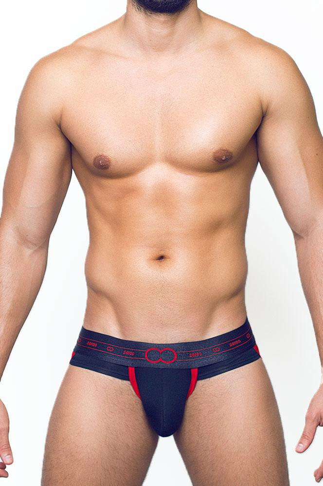 2eros X-Series jockstrap night black