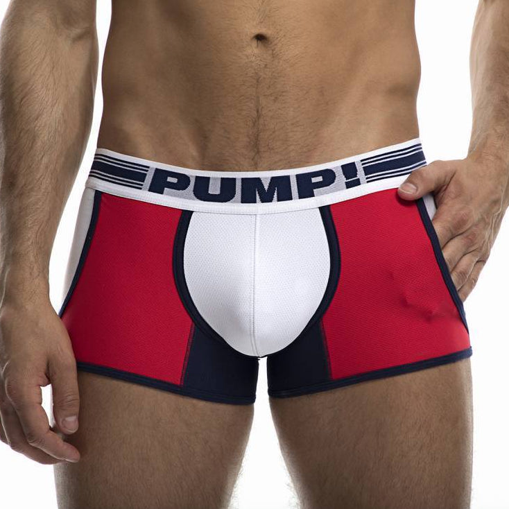 PUMP Academy Jogger boxer red