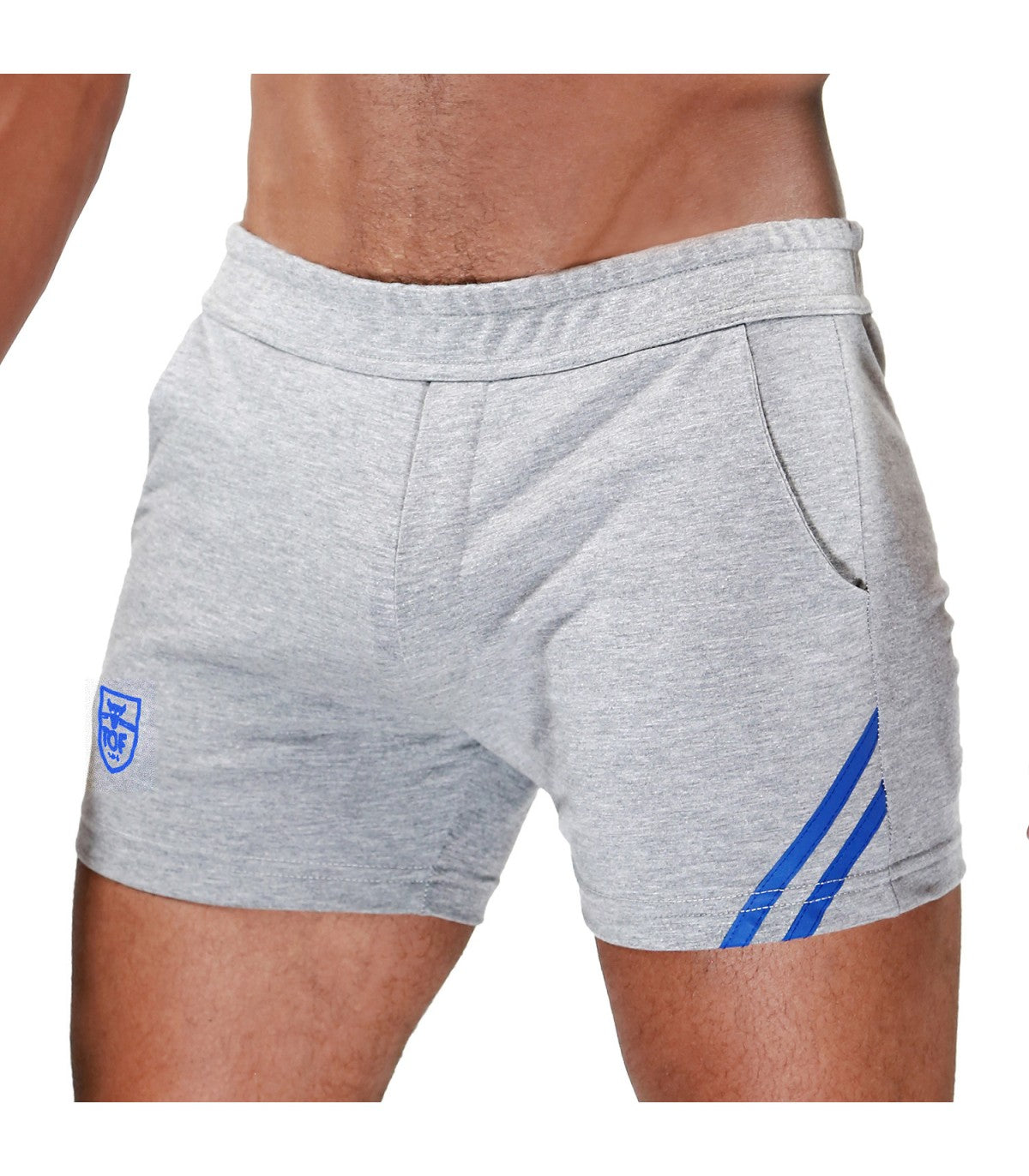 TOF Paris short grey