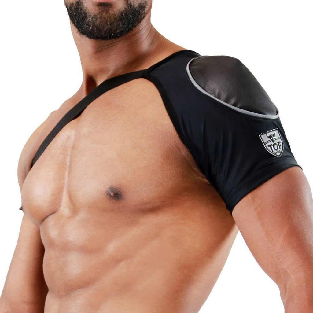 TOF Shoulder harness black