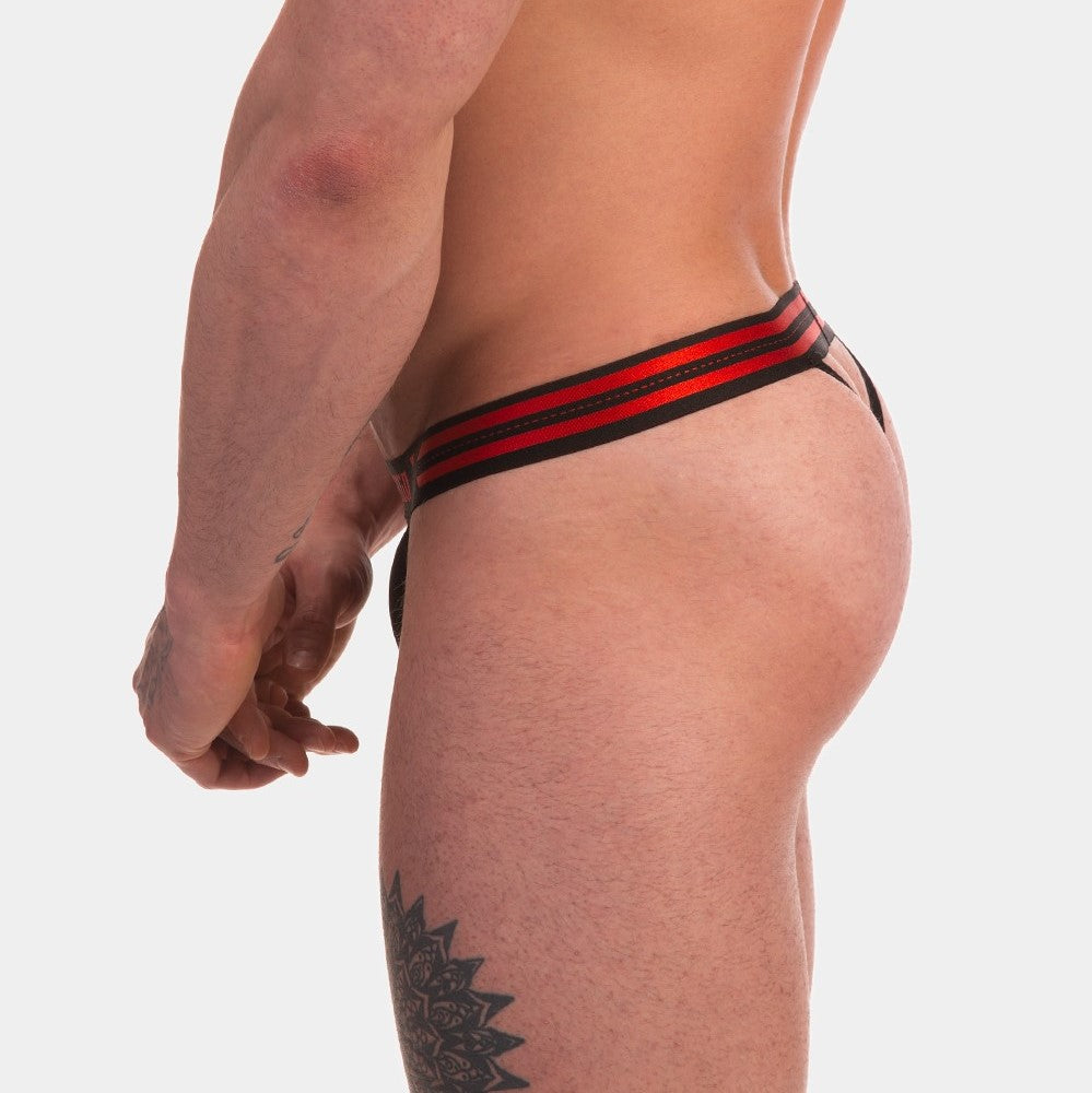 Barcode Berlin Claude thong black
