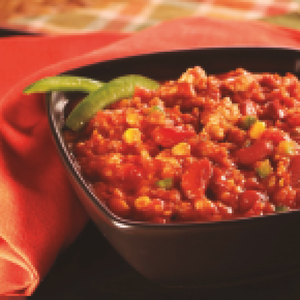 PUMPKIN CHILI - Fall Recipe