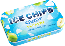 Sour Apple Ice Chips Candy