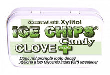 Clove Ice Chips Candy