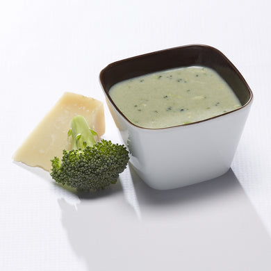 P20 Lifestyle Protein Cream of Broccoli Cheddar Soup