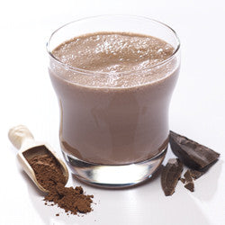 Low Carb Chocolate Shake Bottle