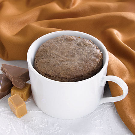P20 Lifestyle Protein Chocolate Caramel Mug Cake Mix