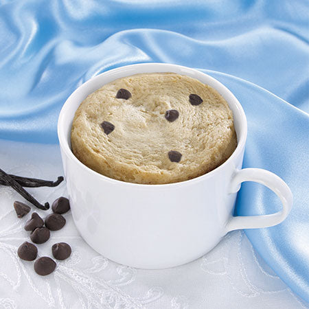 Vanilla Chocolate Chip Mug Cake Mix