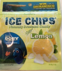 Lemon Ice Chips Candy Finding Dory Pouch