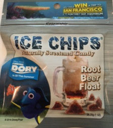 Root Beer Ice Chips Candy Finding Dory Pouch
