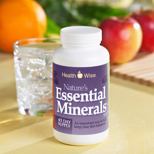 Natures Essential Minerals