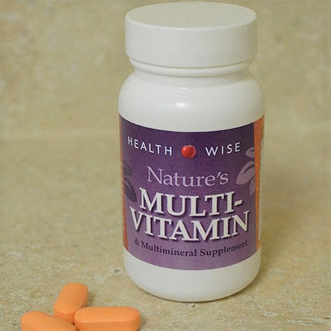 Natures Multi Vitamin