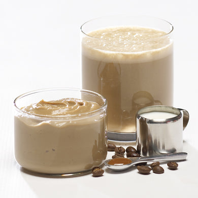 P20 Lifestyle Protein Caramel Cafe Latte Pudding or Shake