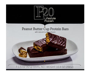P20 Lifestyle Protein Peanut Butter Cup Bars
