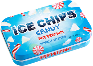 Ice Chips Peppermint Candy Mints sold at TheProteinStore.com