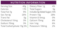 Rockie Road Bars - 14g protein