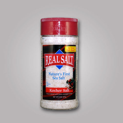 Real Salt Kosher Shaker 8 oz