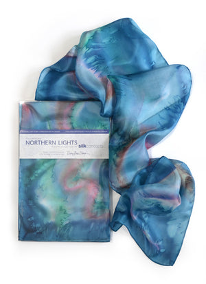 "Northern Lights Scarf | 11""x60"""