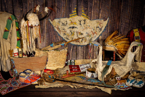 Antique Native American Artifacts