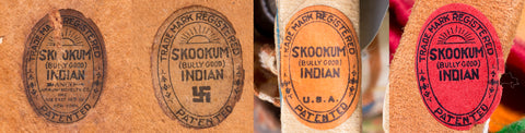 Skookum Foot Stickers