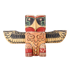 Native American Owl Totem