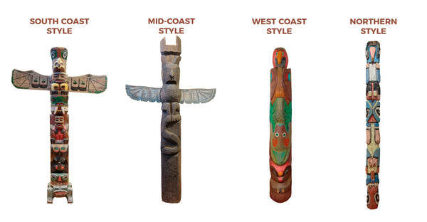Native American Totem Collection