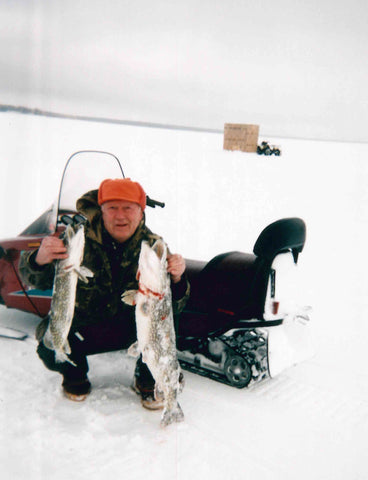 Richard Nelson Spearfishing Pike