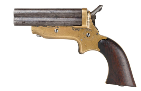 Sharps Pepperbox Derringer