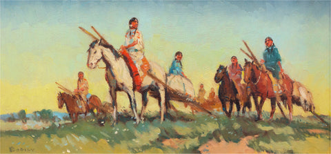 Women on the Prairie by Sheryl Bodily