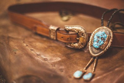 Vintage southwest jewelry and western estate jewelry.