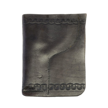 Cowboy and Western  antique gun leather, holster  Vintage Leather Pocket Holster