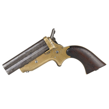 Cowboy and Western  firearms, pistols, sharps, weapons  Sharps Breech Loading  Pepperbox Pistol