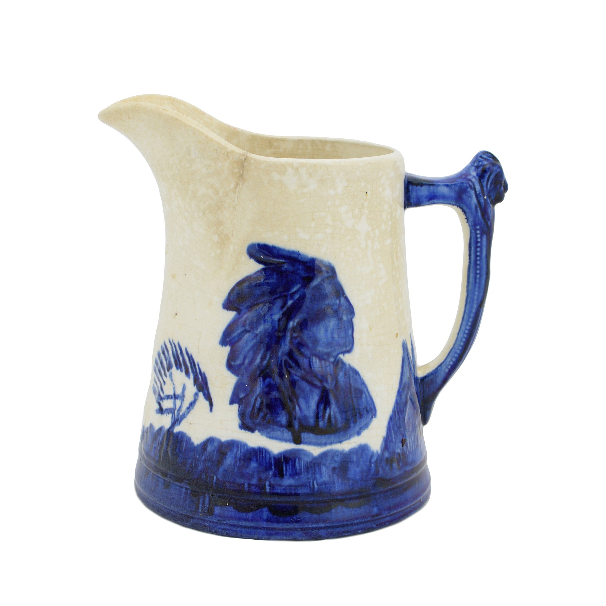 Sleepy Eye lodge furnishings other, pitcher