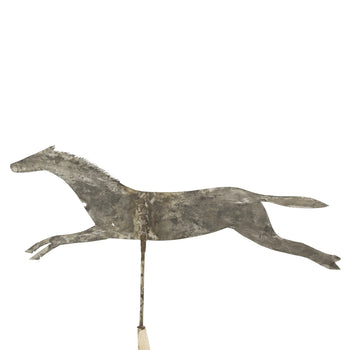 Lodge Furnishings  horse, lodge furnishings other, weather vanes  Rancher-Made Horse Weather Vane