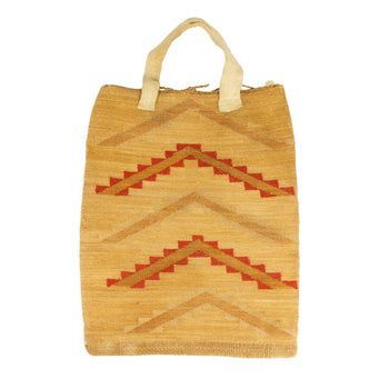 American Indian  corn husks, nez perce  Corn Husk on Corn Husk Bag