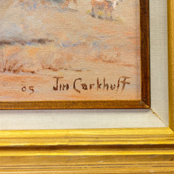 Chisholm Trail by Jim Carkhuff
