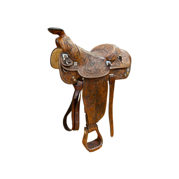 Cowboy and Western  bob mccrae, horse gear, leathers, parade saddles, saddles  Parade Saddle